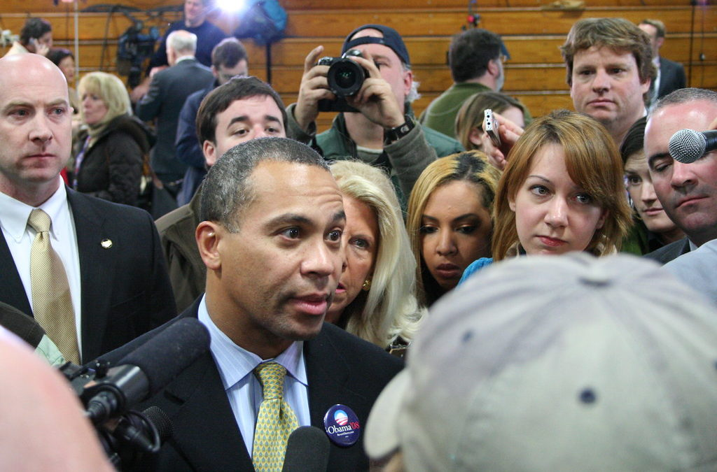 Deval Patrick Drops Out of Democratic Presidential Race