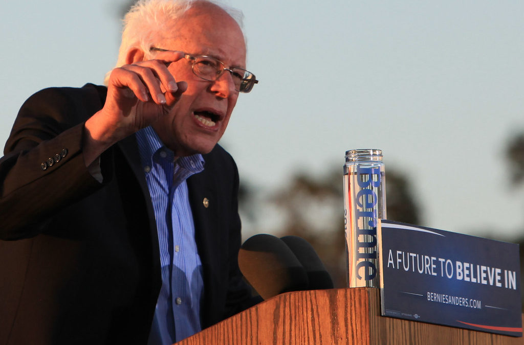 Bernie Sanders Reassessing, But Not Suspending, Campaign After Recent Primary Losses