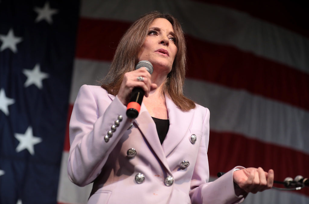 Marianne Williamson Drops Out of 2020 Race