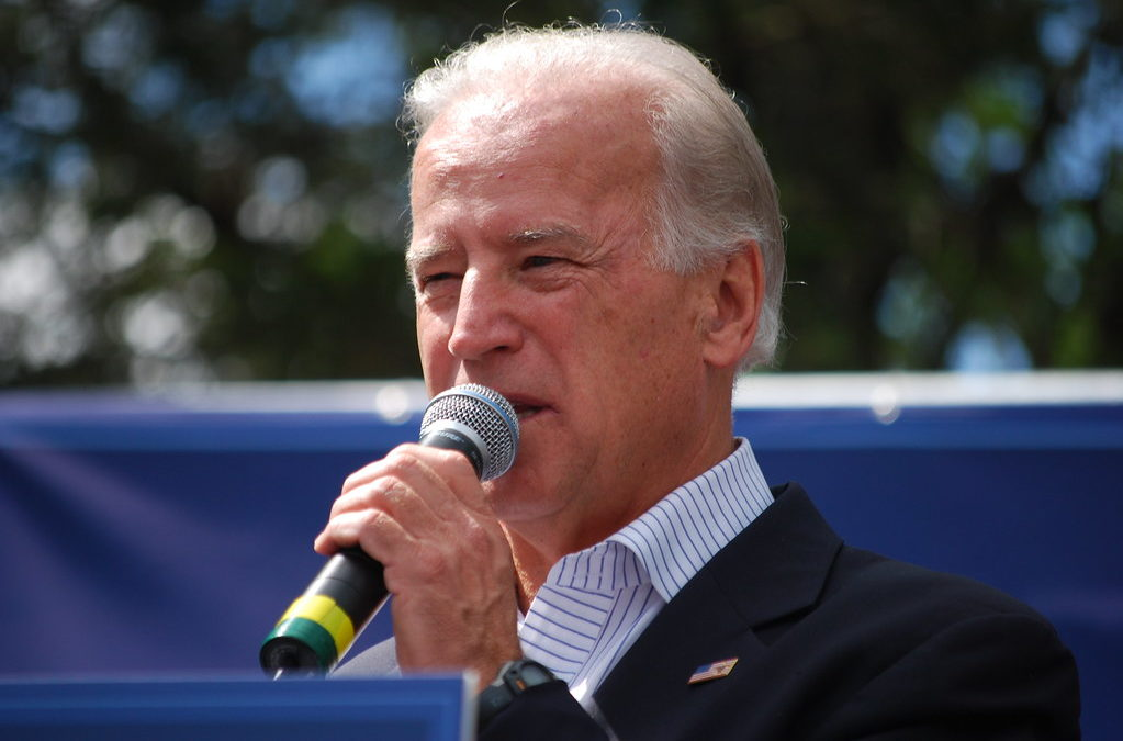 Biden Remains at the Top of the Dem Field, NBC/WSJ Poll Finds